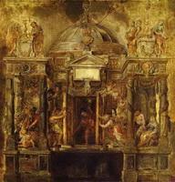 Храм Януса (П.П. Рубенс, 1635 г.)