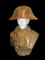 Наполеон (мраморный бюст)