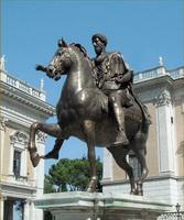 Конная статуя императора Марка Аврелия