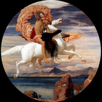 Персей и Пегас (Ф. Лейтон)