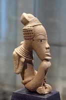 Терракотовая скульптура Нок